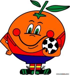 Naranjito! Ole!