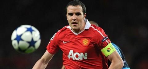 John O'Shea. Captain of Manchester United. Yup, you heard.