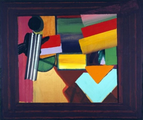 Talking About Art by Howard Hodgkin