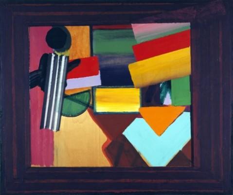 Talking About Art by Howard Hodgkin